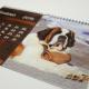 """Kalendarz """"Zwierzęta"""" A3"""