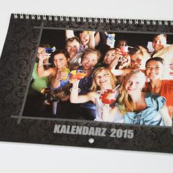 """Kalendarz z Twoimi zdjęciami / personalizowany """"Gaweł"""""""