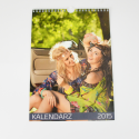 """Kalendarz z Twoimi zdjęciami / personalizowany """"Marley"""" A4"""
