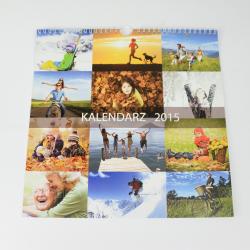 """Kalendarz z Twoimi zdjęciami / personalizowany """"Lucek"""""""