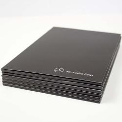 Teczka ofertowa A4 kreda 350g lakier dyspersyjny - 100 szt.