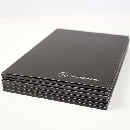 Teczka ofertowa A4 kreda 350g lakier dyspersyjny - 1000 szt.