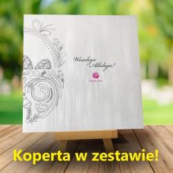 Kartka Wielkanocna dla firmy Domini 4 + Koperta w zestawie