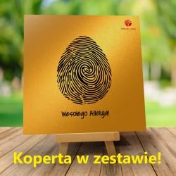 Kartki firmowe Wielkanoc Unikat + Koperta w zestawie