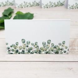 Winietki Zielone Liście niepersonalizowane