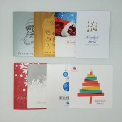 Wzornik kartek świątecznych