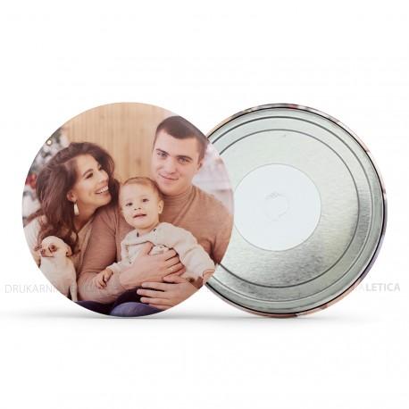 Zestaw 6 magnesów z własnym zdjęciem