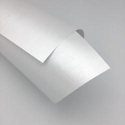 Papier ozdobny Srebrzysty A3 215g / 4 arkuszy w kpl.