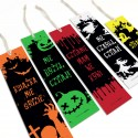 Halloweenowe zakładki do książek zestaw