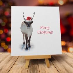 """Kartki na Boże Narodzenie z kopertami """"POMOCNIK MIKOŁAJA"""""""
