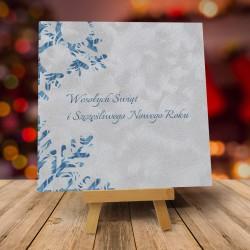 """Kartka na święta bożonarodzeniowe z kopertą """"DZIADEK MRÓZ"""""""