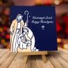 Kartki świąteczne biznesowe z logo Tierra