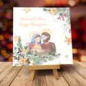 Kartki świąteczne biznesowe z logo ChristMas