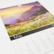 """Kalendarz """"Pejzaże"""" A3"""