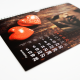 """Kalendarz personalizowany """"Love"""" A4"""